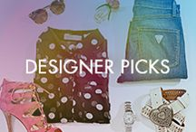Designer Picks / The season's must-have styles—handpicked by our designers! / by GUESS