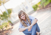 Senior portrait ideas / by Kimberly Tanner