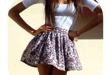 dresses & skirts. / by Morgan Shepherd