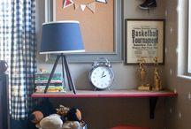 Dawson's Room / by Sylvia Vickers