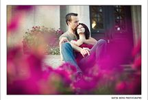 Engagement Photo Ideas / by Lindsay Whetten Keeler