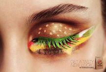 cute eyes!!!  / by Cayla Kuykendall