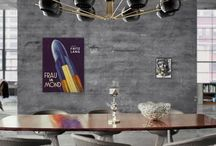 Dining Rooms / by IAD AAU