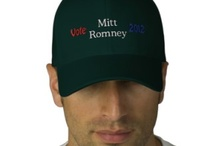Mitt Romney Hats / My favorite Mitt Romney hats! / by Republican 2012