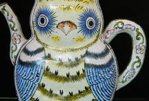 Owl Teapot / by My Owl Barn