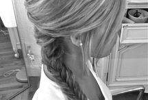 Hair I love / by Caitlyn Vaughn