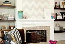 I am OBSESSED with Chevron!  / by Tawny Johnson Plate