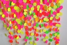 neon party / by natalme