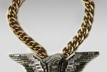 The Jewelry  / by Marie Denee, The Curvy Fashionista