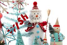 Christmas / by Amy Mattes Designs