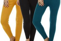 Leggings and Jeggings / by Styletag