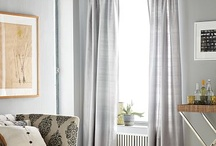 Window Treatments / by The Mustard Ceiling