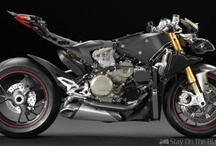 Cars & Motorcycles / by Tom Nicknish