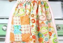 Aprons/other kitchen projests / by Sandra Ford Tucker