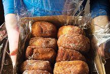 Malasadas / Portuguese donuts<3 / by Hannah Victoria