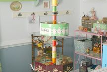 Craft Room Ideas / by Michelle Hild