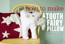 Tooth Fairy Pillow / by Air Force Mom