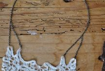 DIY jewelry  / by Leann Lindeman