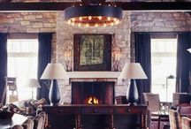 Home-Rustic Living / by Ozark Mountain Woodsmith, Inc.