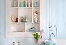Small Bathrooms / by Rachel Svenson