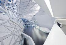 Zaha Hadid Architects / by Carmen Chirilas