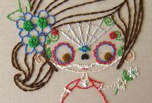 cross stitch / by Mercedes Navarro