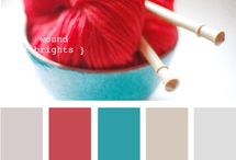 kniting and crochet / by Therisha Kimmel