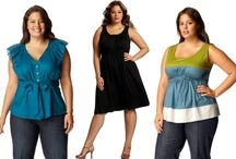 Plus sizes / by Dinorah Mosa