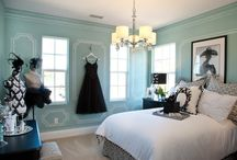 Bedrooms / by Kathy Besse