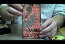Tim Holtz/Steampunk-ish / by Ria Blackwell