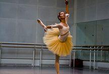Dancers! / by Julie Calvey