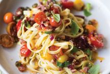 Pasta / All have direct recipe links. Please be respectful and repin- thanks! / by Food & Drink Recipes