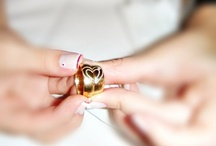 Wedding Rings / by Pascale De Groof