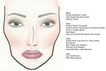 Anneke: Beauty Tutorials / Trend-based or boutique-oriented beauty how-tos / by Anneke Forbes