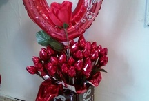 Candy Bouquets / by Trudie Vorster