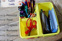 Back to School / by Sound Organizing, LLC