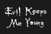 Evil n Twisted / by ☠ кαяєи ¢σияα∂ ⋆ кιἥg ☠