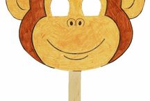 Preschool Theme: Monkey / by Lindsey S