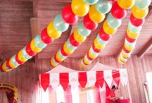 Carnival / A fun, festive party idea / by Ana Cruz