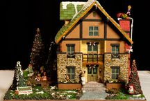 Gingerbread Houses / by Cassy Kadesh