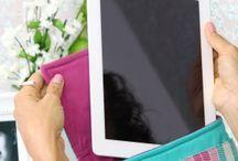 Capas cadernos, agendas, tablets, celulares / by Adriana Ferreira