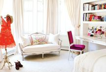 Bedrooms for kids / by Julie Williams