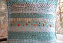 Pillows / by Sherri McConnell: A Quilting Life Blog