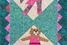 quilts and sewing / by Vickie McDaniel