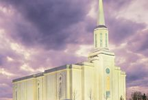 LDS Temples I've Visited / by Christopher Hupp