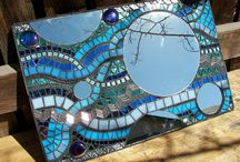 CRAFTS - Mosaic / by Lizbeth Fourie