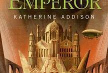 NEW Speculative Fiction: April 2014 / See what NEW and HOT Science Fiction and Fantasy titles were added to the collection this month. Want to place a title on hold? Click on the pin for a direct link to our online catalog! / by Ventress Memorial Library