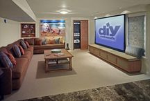 Home Theater Goodness / by Tiffany Muehlbauer