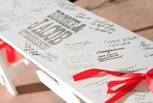 Guestbook Ideas / by A Savvy Event