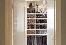 Dressing Room Closets / by Dane Caldwell